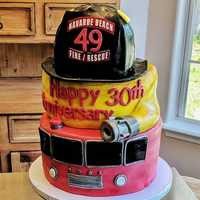 Happy 30th Anniversary Navarre Beach Fire Rescue!  #navarrebeach #navarre #firedepartment