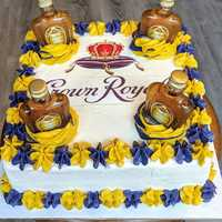 Crown Royal #cake #crownroyal #navarrebeach