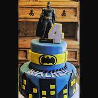 Batman birthday #cake