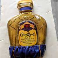 Groom's #cake #crownroyal