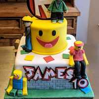 #roblox #cake #showcase